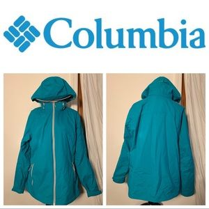 Columbia Women's Alpine Action Omni-Heat Jacket L